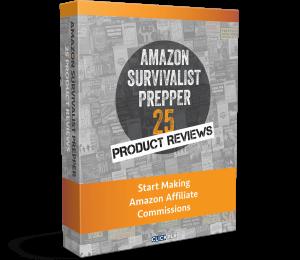 Amazon Survivalist Prepper - 25 Product Reviews